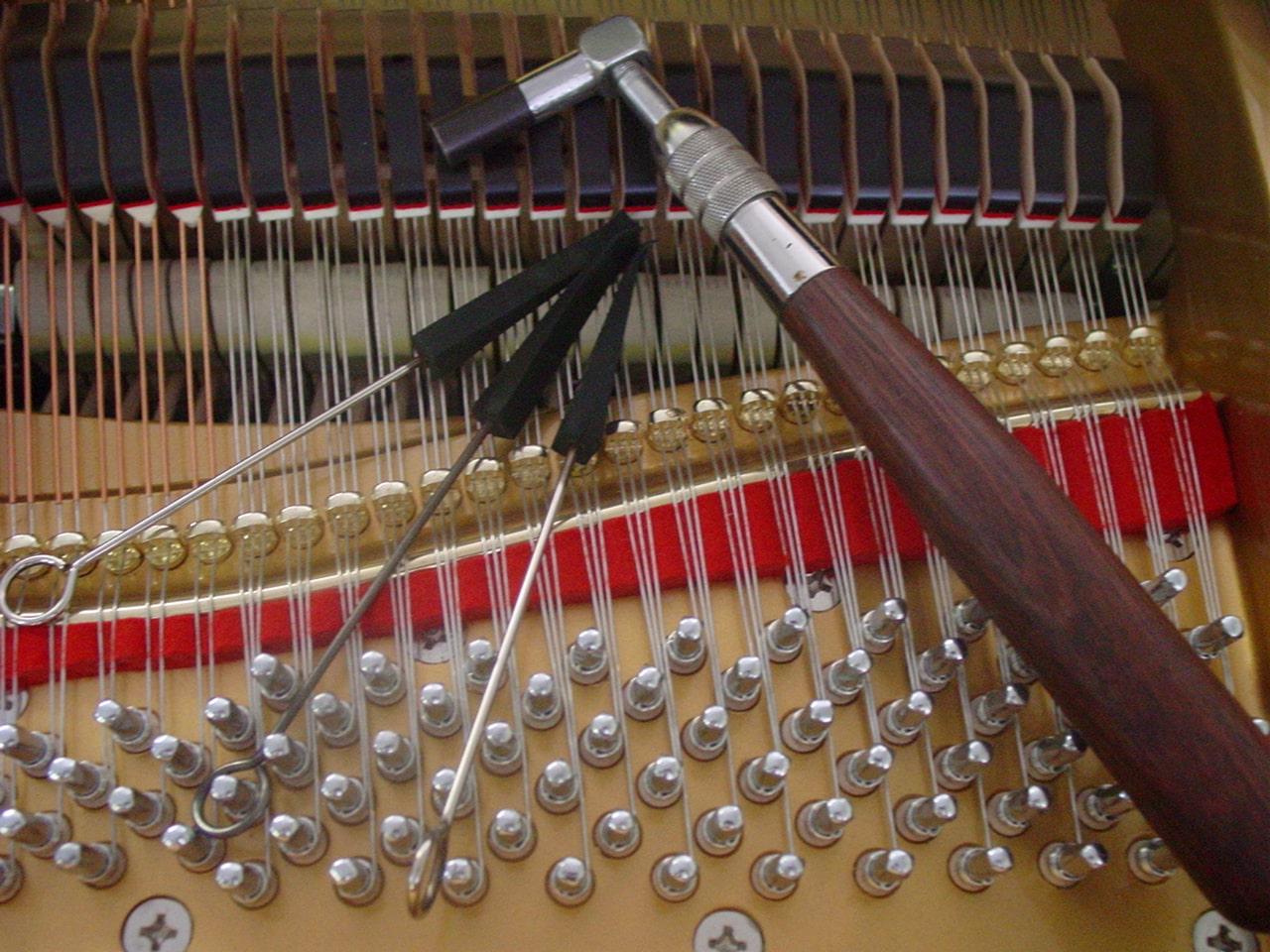 ابزار کوک پیانو