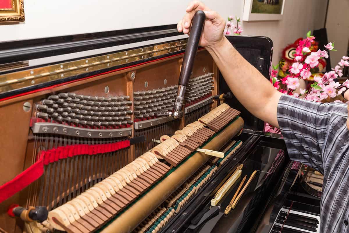 روش صحیح کوک پیانو