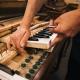 بازسازی پیانو