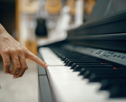 اجزا پیانو دیجیتال