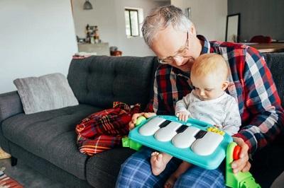 یادگیری پیانو در کودکان
