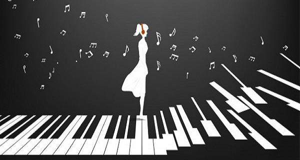 اصطلاح فالش در موسیقی و پیانو