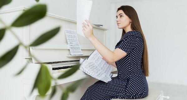یادگیری پیانو در بزرگسالان