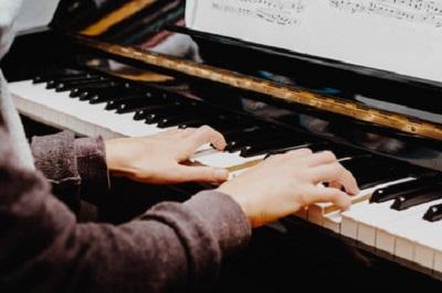 تمرین برای یادگیری پیانو