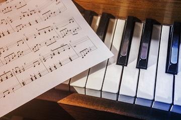 مقدار زمان لازم برای کوک پیانو