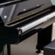 کوک پیانو توسط نوازنده