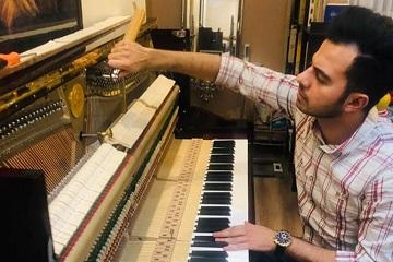 کارشناس کوک پیانو