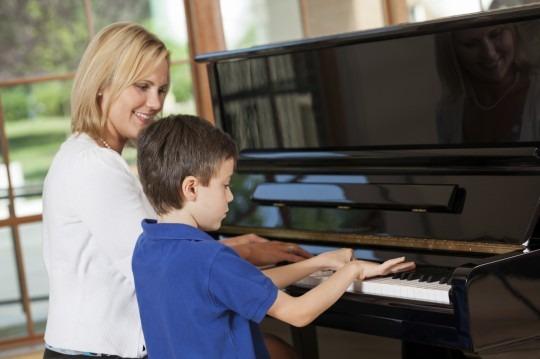 استاد خصوصی پیانو