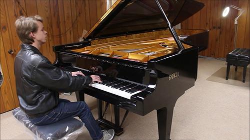 برند پیانو Fazioli
