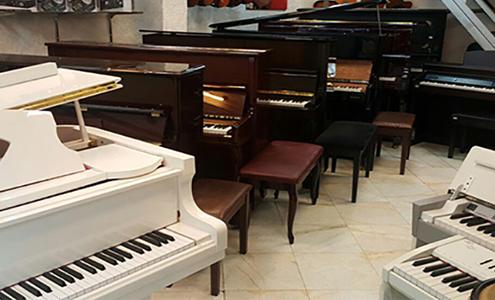 بهترین برندهای پیانو آکوستیک