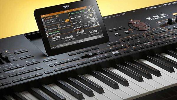 تنظیم صدای پیانو دیجیتال(1)