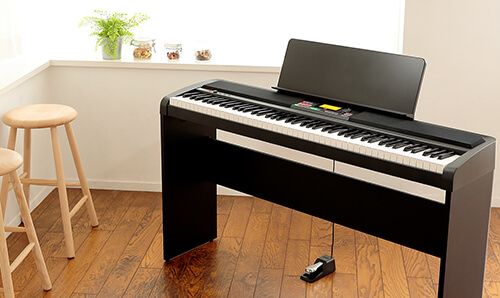 پلیفنیPolyphony در پیانو دیجیتال