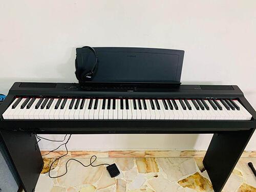پیانو یاماها p 125 دیجیتال