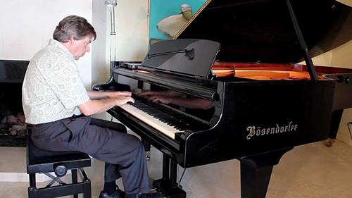 برند پیانو Bösendorfer