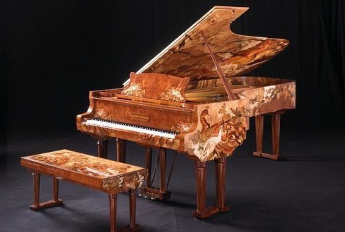 پیانو گرانقیمت Sound of Harmony Concert Grand