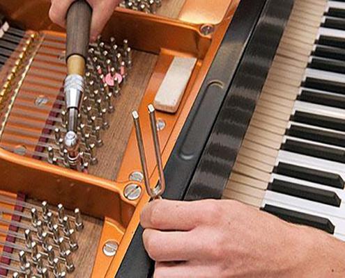 عوامل ناکوک شدن پیانو