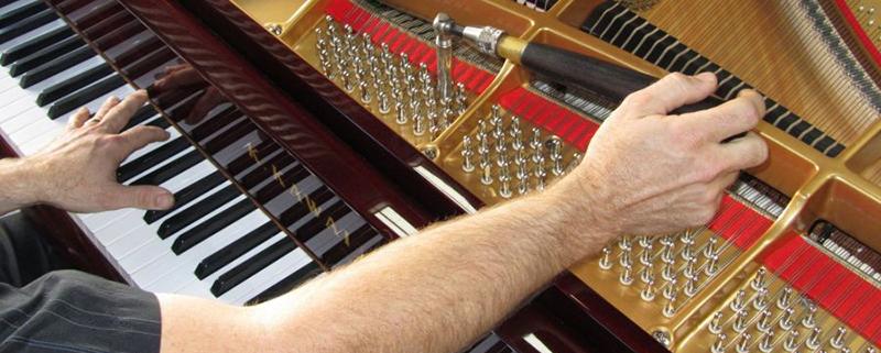 از کوک خارج شدن پیانو